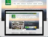 aprece.org.br - Website Redesign