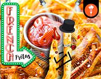 Social Media - Fast Food Commerce