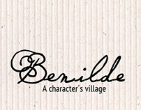 BENILDE. A character´s village