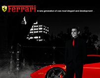 Halim & Ferrari are Mixed - photoshop makes it Possible