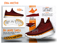 Nation Uplifted Mens Footwear Design