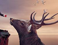 Big Deer artwork