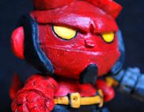 Hellboy Dunny
