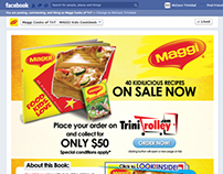 MAGGI Book Purchase Portal
