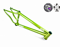 【CREATED IN CHINA】 DPS-BIKES VICI 2.0車架