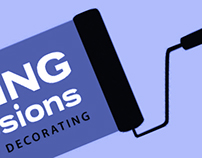 Lasting Impressions Painting Co. Logo Concepts