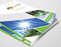 Solar Panel Options | Brochure