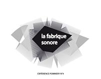 La Fabrique Sonore - Visual identity