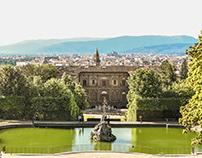 Boboli Garden | The Florentine Cover