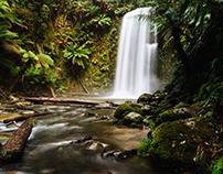 Waterfalls in The Otways