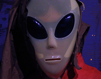 An Alien's Journey To The U.S.A.