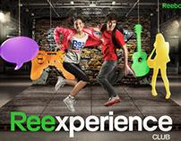 Reebok Reexperience Club  -  Photo - 3D - Retouching