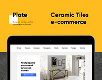 Ceramic Tiles e-commerce
