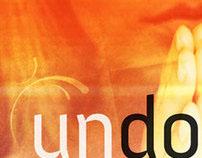 "Book Cover Design - UNDOING CHURCH ""Discovering Worship"