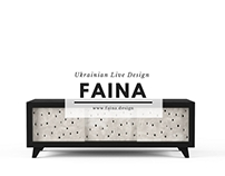 FAINA | Cabinet PECHYVO