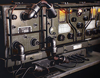 GRC-3030 Military Radio
