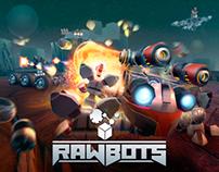 Rawbots on KickStarter
