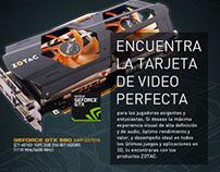 ZOTAC - Sol Control e-blast