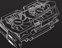 Computer Hardware Wireframes