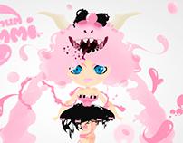 bubble gum daemon