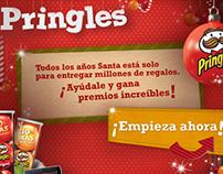 Pringles Navidad - Digital