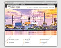 MEMON IMPEX – Website Design Development Service