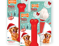 Nylabone's PetSmart Holiday Packaging Concept