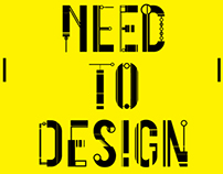 I Need To Design.