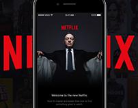 Netflix Concept Design