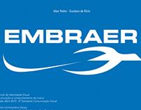 Identidade Visual Embraer ( 2010 revisado acadêmico)