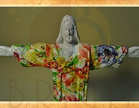 "Cristo Redentor Floral (Christ the Redeemer ""Floral"")"