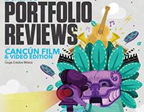 Behance Portfolio Reviews Cancun Film / Quetzalcóatl