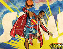 NBA TV's Art of the Dunk Campaign