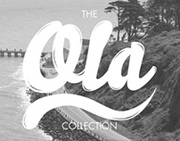 The OLA Collection Brand Identity Exploration