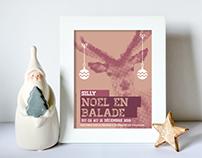 Noël en Balade Silly 2016