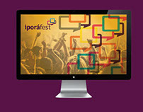 Iporá Fest - Identidade Visual
