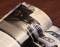 Mercedes Benz Shine Magazine