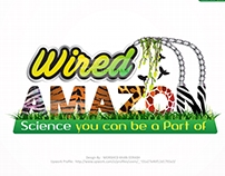 Logo Design for Wired Amazon