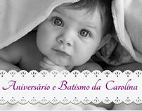 Carolina Christening