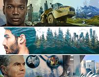 Web Banner design for Concrete Technology Corporation