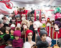 Die Weihnachtsmarkt Serie