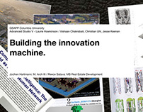 Building the innovation machine.