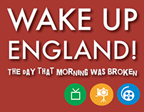 Wake Up England - TV Comedy Pilot