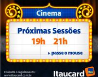Campanhas Itaucard Cinema