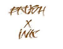 Brush x Ink