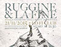 Ruggine & La Fine