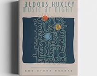 A. Huxley,  Essays, book  cover design