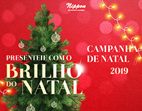 Campanha de Natal - Nippon Relojoaria e Joalheria