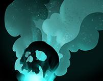 Skulls and Crystals