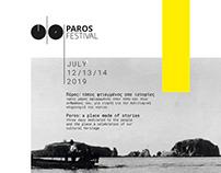 Paros Festival Posters
